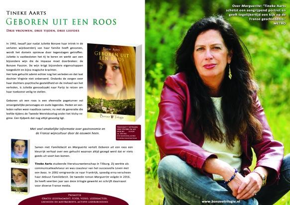 Livret professionnel - Tineke Aarts